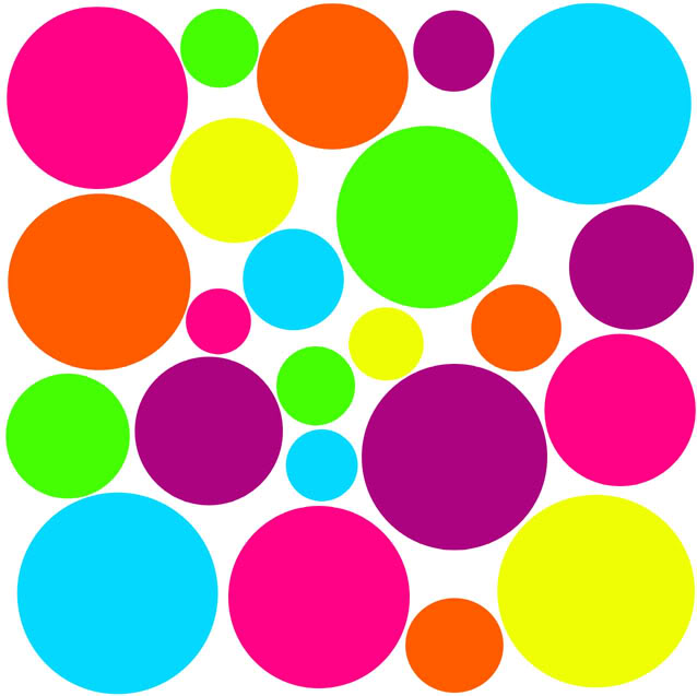 Colorful Dots Images Colored Dots
