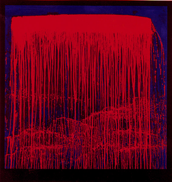 Pat Steir JeeYeun 39 s Color Strategies